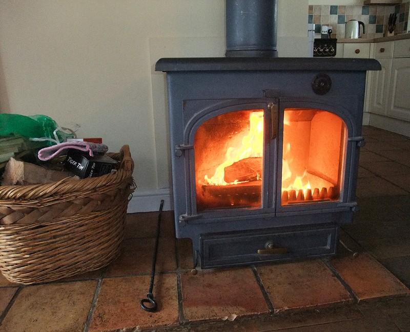4-Log-Burner